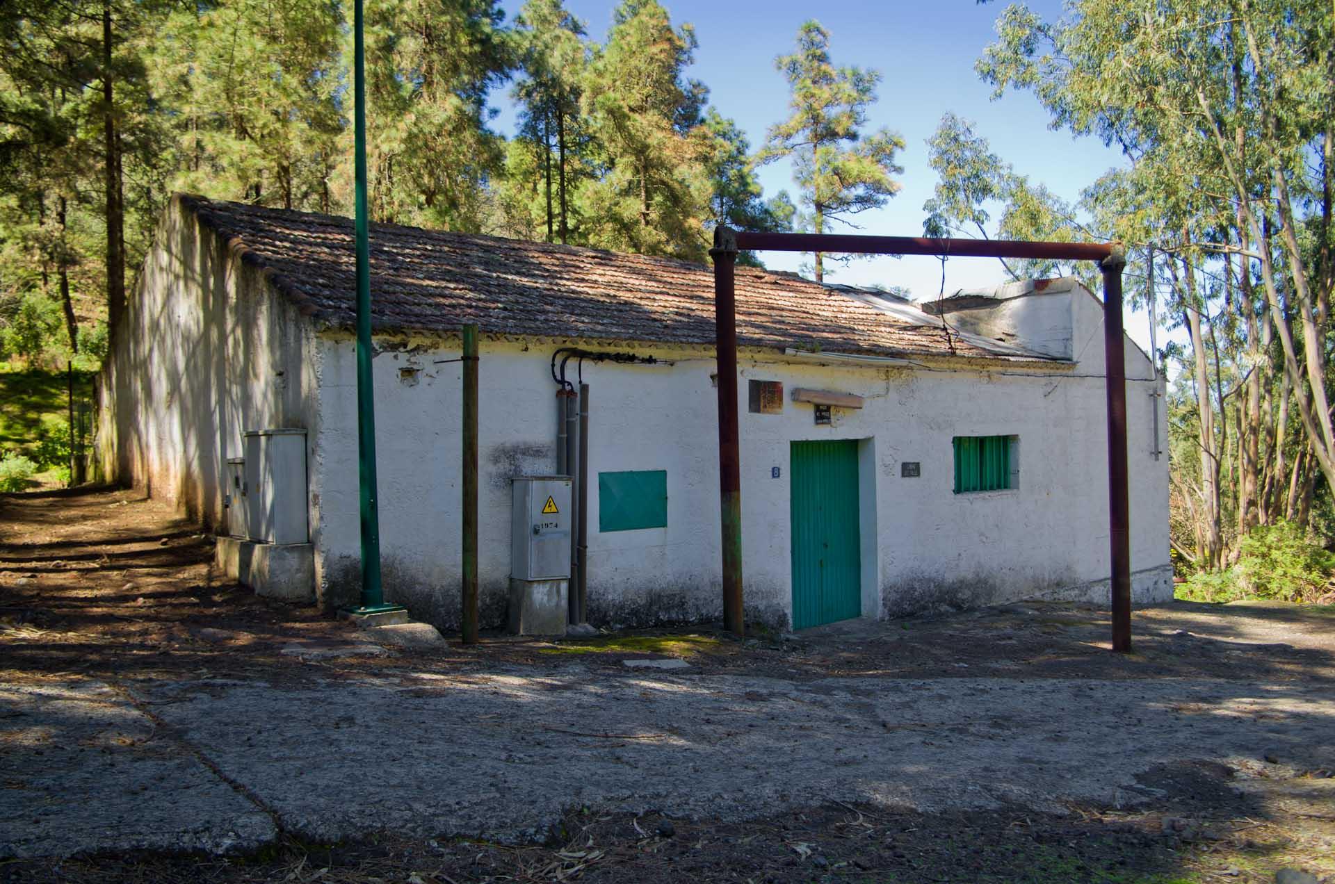 Pozo El Valle (área recreativa El Perolero)