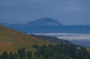 El Teide desde La Atalaya