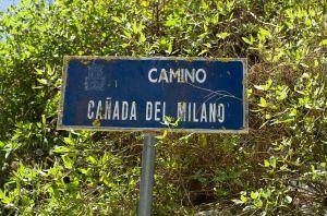 Cañada del Milano