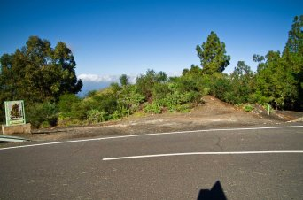 Cruce Artenara - Valleseco