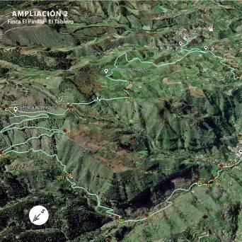 Ruta 06: Fontanales - Valsendero, (bco. Andén)