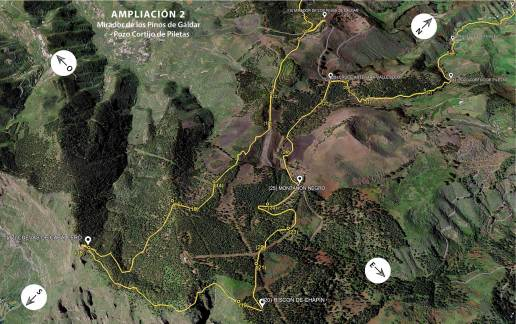 Ruta 08: Fontanales - Cuevas de Caballero