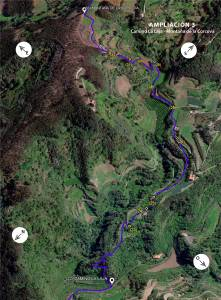 Ruta 03: Fontanales - Los Tilos (Chinipita y la Laja)